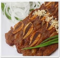 Bò nướng Đại Hàn