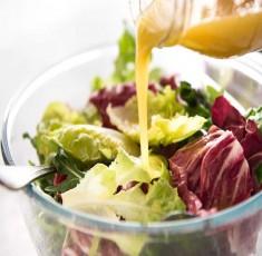Các loại nước sốt salad tuyệt ngon không quá 4 nguyên liệu cho phái đẹp