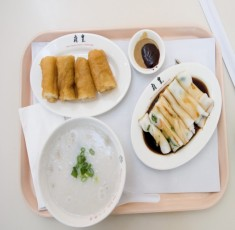 Khám phá bữa sáng đầy bổ dưỡng của người Trung Quốc