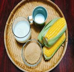 Cách làm sữa ngô tại nhà thơm thơm, ngậy ngậy già trẻ đều thích