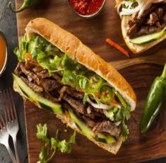 TỰ HÀO bánh mỳ Việt Nam lọt top 10 món sandwich hấp dẫn nhất thế giới