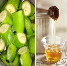 Kiên trì dùng chuối và mật ong, đau dạ dày nặng đến mấy cũng khỏi 100%
