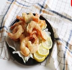 Cách làm tôm sốt mayonnaise thơm ngon, béo ngậy miễn chê
