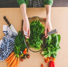 Tổng hợp các loại rau tuyệt vời cho người giảm cân