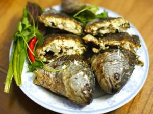 Về xứ Thanh ăn cá rô Đầm Sét