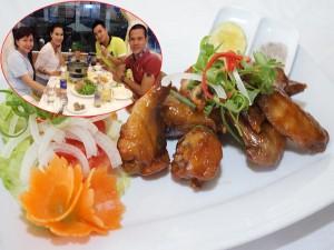 Những quán ăn được ưa thích của sao Việt tai Sài Gòn