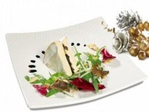 Phô-mai camembert nhồi nấm truffle