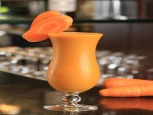 Carrot & avocado