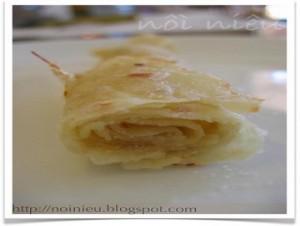 Lefse - Bánh tráng khoai tây