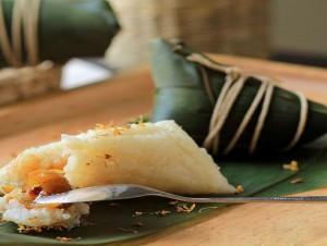 Bánh gạo nhân táo tàu ngon lạ miệng