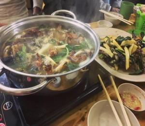 5 phố lẩu, nướng lý tưởng để tổ chức tất niên ở Hà Nội