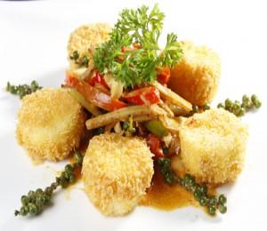 Ngon cơm với hai món đậu hũ