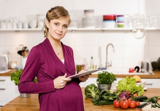 Những thực phẩm tốt cho bà bầu