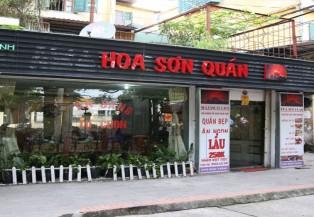 Nhà hàng Hải Sản Hoa Sơn