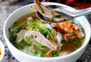 10 món ăn hợp tiết thu Hà Nội