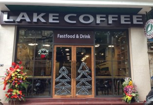 Đến Lake Coffee thưởng thức đồ uống độc đáo