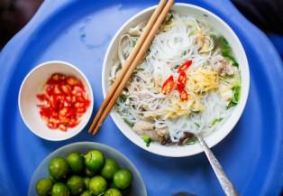 Cảm nhận của khách tây về ẩm thực đường phố Việt