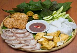 Điểm danh những quán bún đậu ngon ở Hà Nội