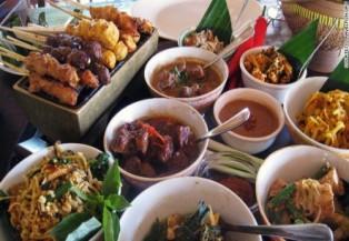 Đến Bali thưởng thức những món ngon