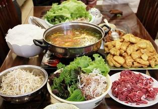 Nhà hàng Lẩu Nướng 65