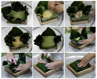 Mẹo luộc bánh chưng xanh tự nhiên cho ngày Tết