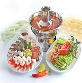 Cách nấu lẩu Thái ngon tuyệt đơn giản tại nhà