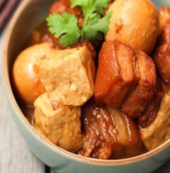 Công thức làm thịt kho hột vịt chuẩn Tết của người miền Nam