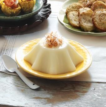 Cách làm Pudding trà sữa Thái cực đơn giản, cực ngon