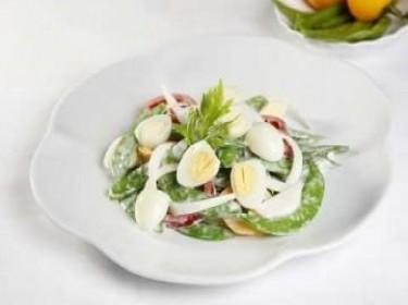 Salad đậu Hà Lan
