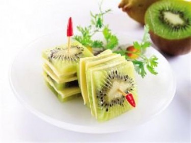 Kiwi kẹp phô-mai