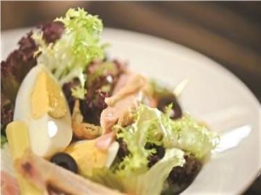 Salad bếp trưởng