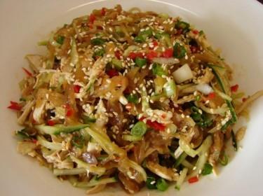 Salad sứa