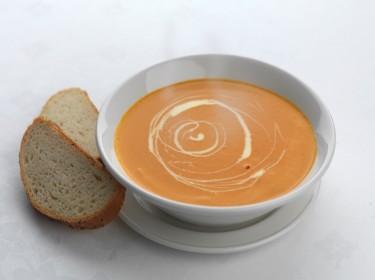 Công thức Súp cà chua thơm ngậy bổ dưỡng