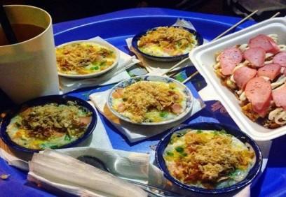 Quán trứng chén nướng 10.000 đồng ở Hà Nội