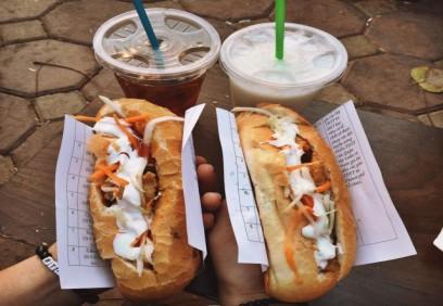 Ăn bánh mì ngon ở đâu Hà Nội?
