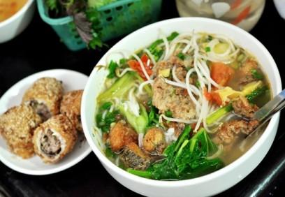 5 quán ăn được lòng các thực khách Hà Nội