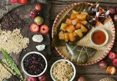 Đón Tết Đoan Ngọ cùng các nước châu Á qua những món bánh truyền thống