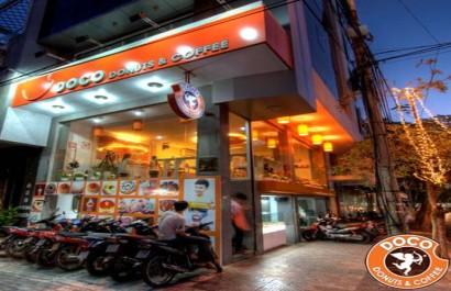 DOCO Donuts & Coffee Đà Nẵng