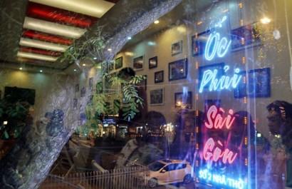 Quán Ốc Phủi Sài Gòn