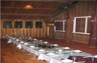 Nhà hàng Mai Châu - Ẩm thực của dân tộc Thái