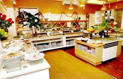 Nhà hàng buffet Sen Tràng An