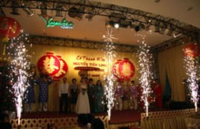 Nhà hàng Vạn Hoa Club
