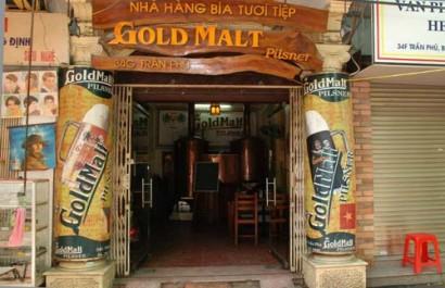 Nhà hàng Bia Tươi Tiệp GoldMalt