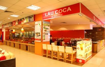 Nhà hàng Coca Express