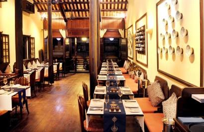 Nhà hàng Faifo xưa