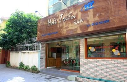 Nhà hàng Hải Triều Quán