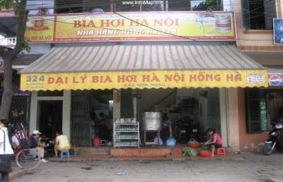 Nhà hàng Hồng Hà 324