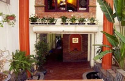 Nhà hàng India Place