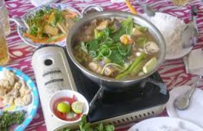 Quán Cơm Lẩu mắm Cây Dừa