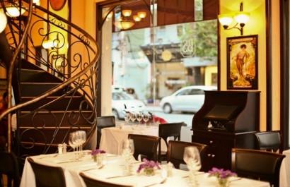 Nhà hàng La Brasserie de Saigon